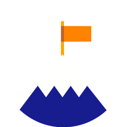 flag-atop-mountain-peak